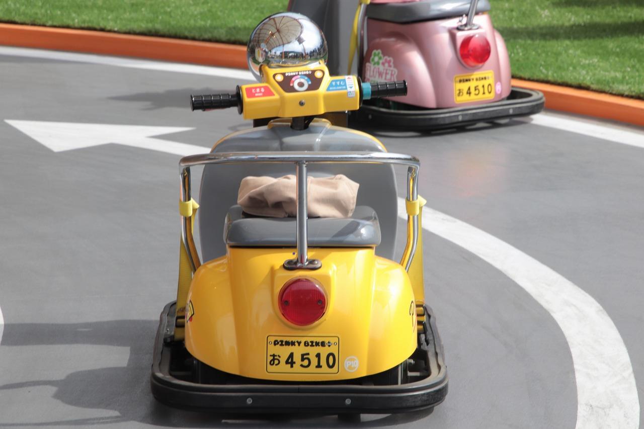 「鈴鹿サーキットに立体オフロードコース!? 親子で楽しめる4つのバイクアトラクションがオープン」の7枚目の画像