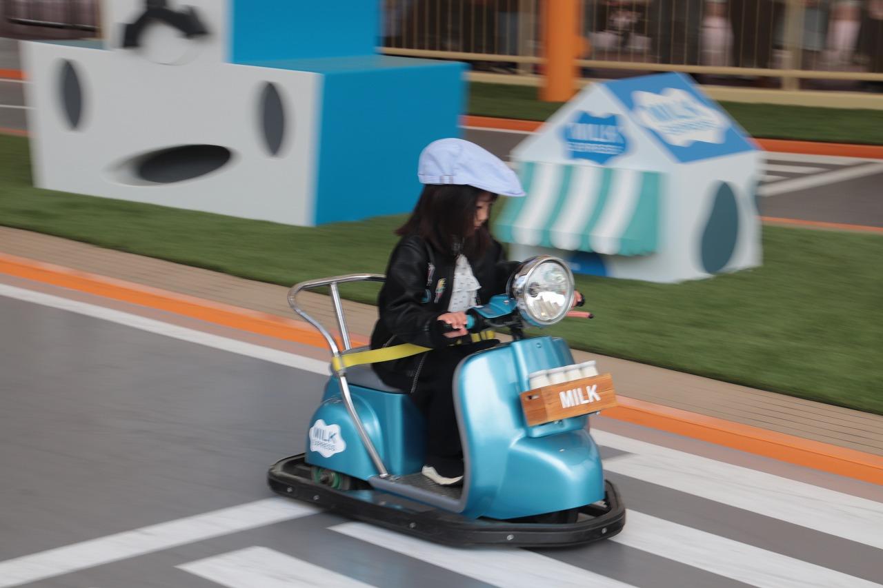 「鈴鹿サーキットに立体オフロードコース!? 親子で楽しめる4つのバイクアトラクションがオープン」の5枚目の画像