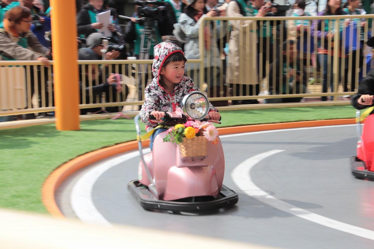 「鈴鹿サーキットに立体オフロードコース!? 親子で楽しめる4つのバイクアトラクションがオープン」の6枚目の画像