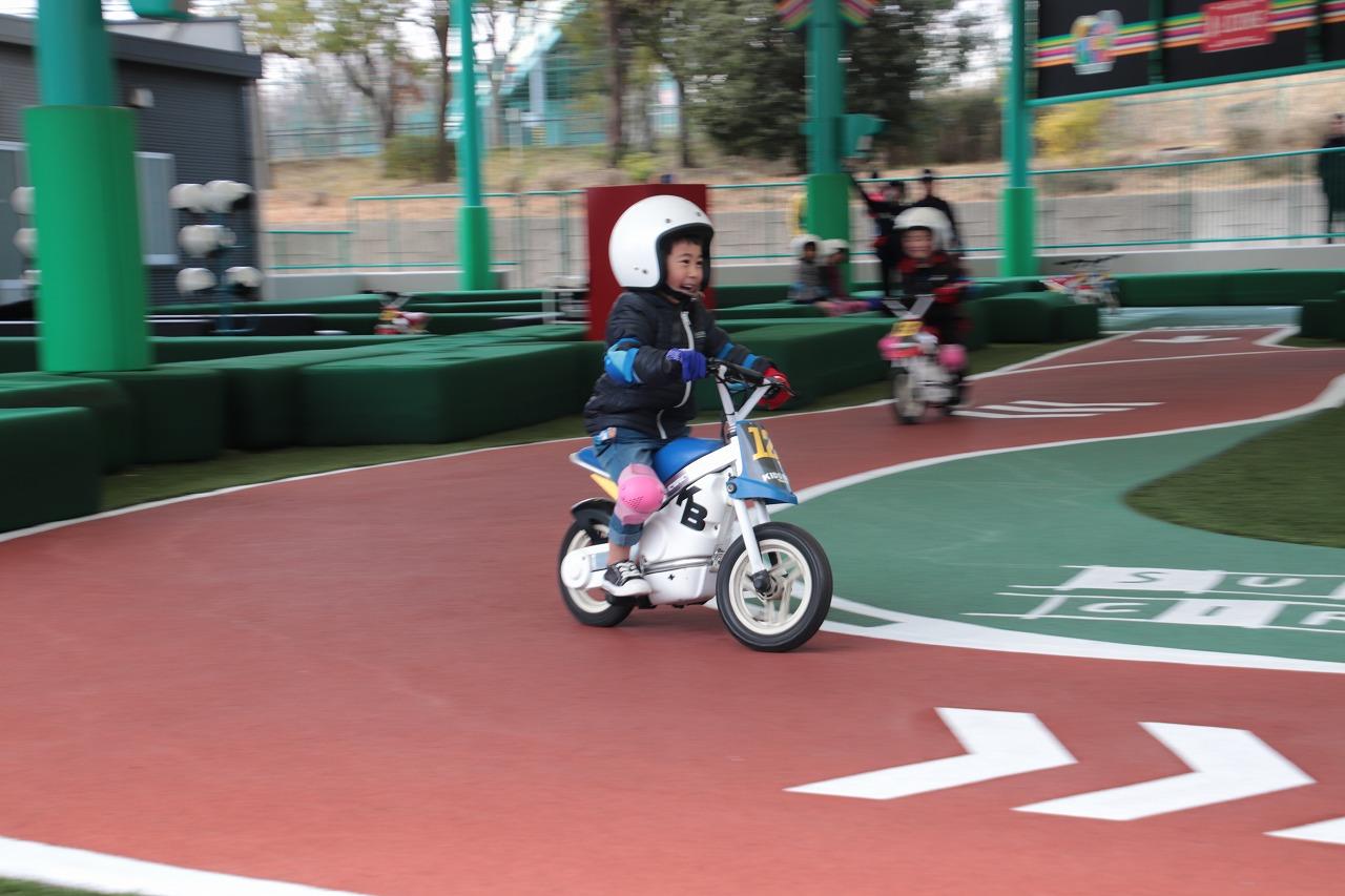 「鈴鹿サーキットに立体オフロードコース!? 親子で楽しめる4つのバイクアトラクションがオープン」の11枚目の画像