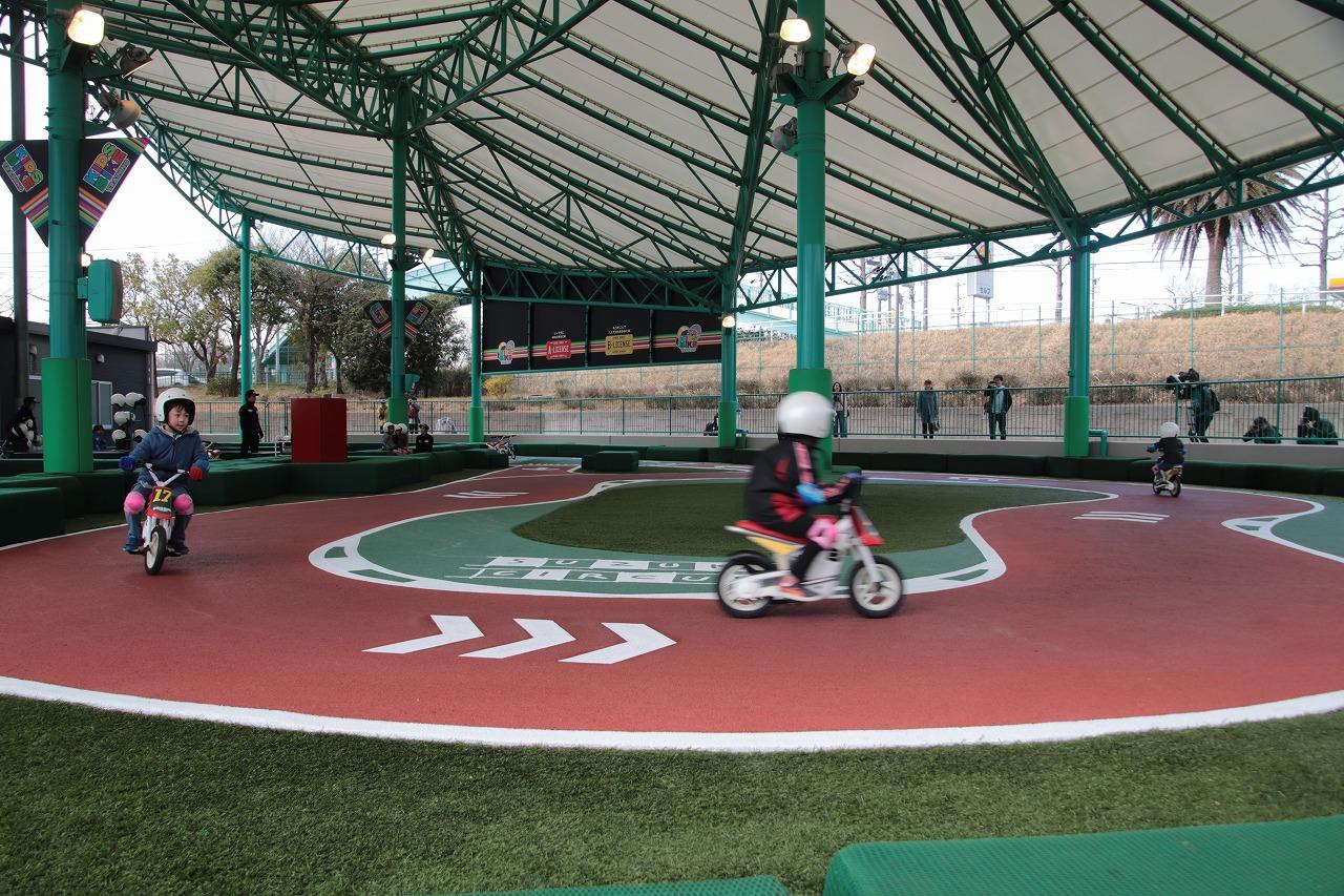 「鈴鹿サーキットに立体オフロードコース!? 親子で楽しめる4つのバイクアトラクションがオープン」の12枚目の画像