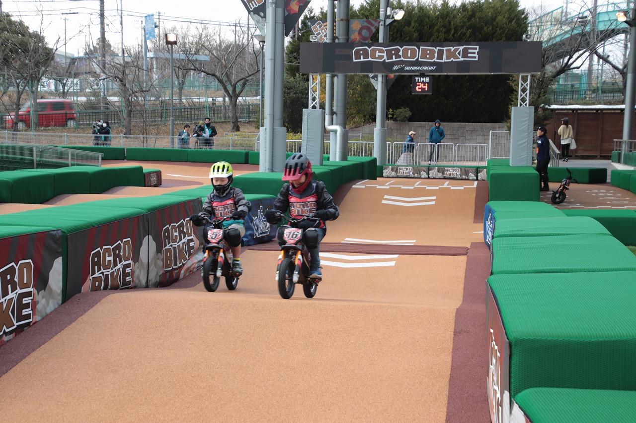 「鈴鹿サーキットに立体オフロードコース!? 親子で楽しめる4つのバイクアトラクションがオープン」の16枚目の画像
