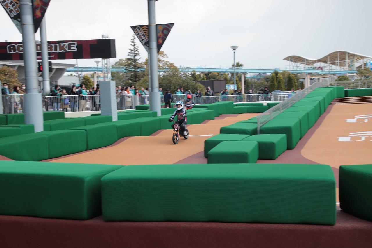 「鈴鹿サーキットに立体オフロードコース!? 親子で楽しめる4つのバイクアトラクションがオープン」の22枚目の画像