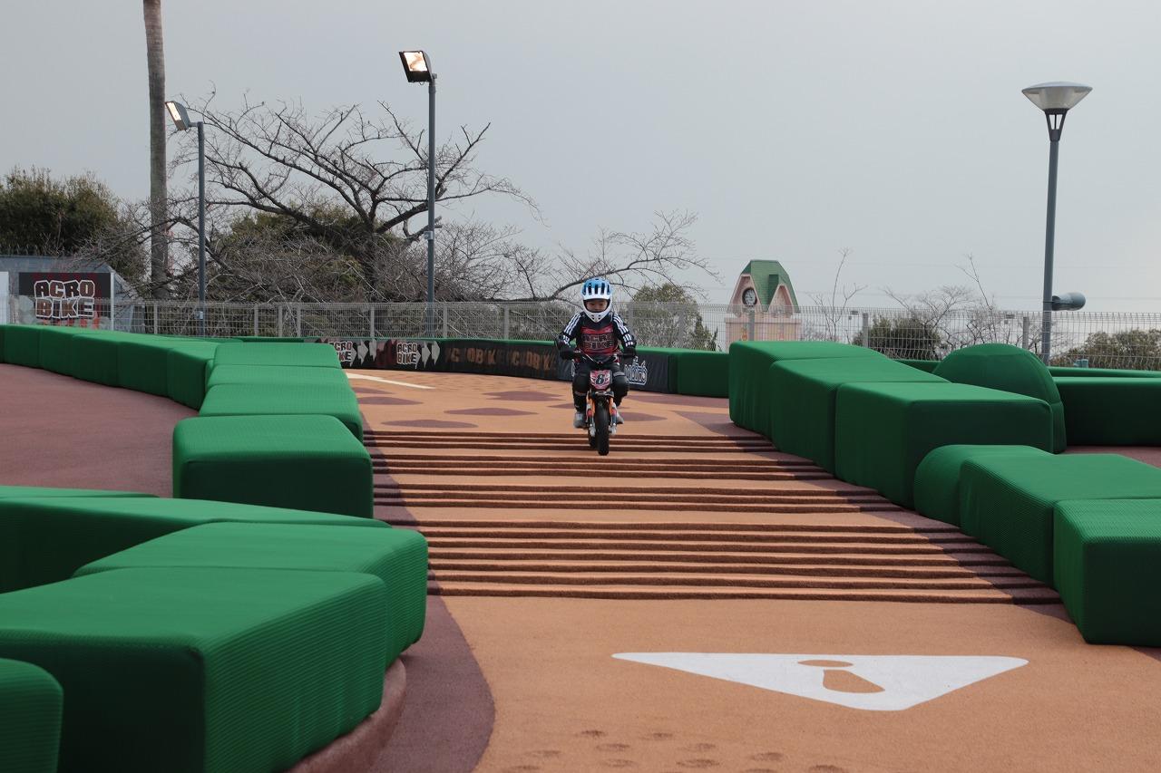 「鈴鹿サーキットに立体オフロードコース!? 親子で楽しめる4つのバイクアトラクションがオープン」の19枚目の画像