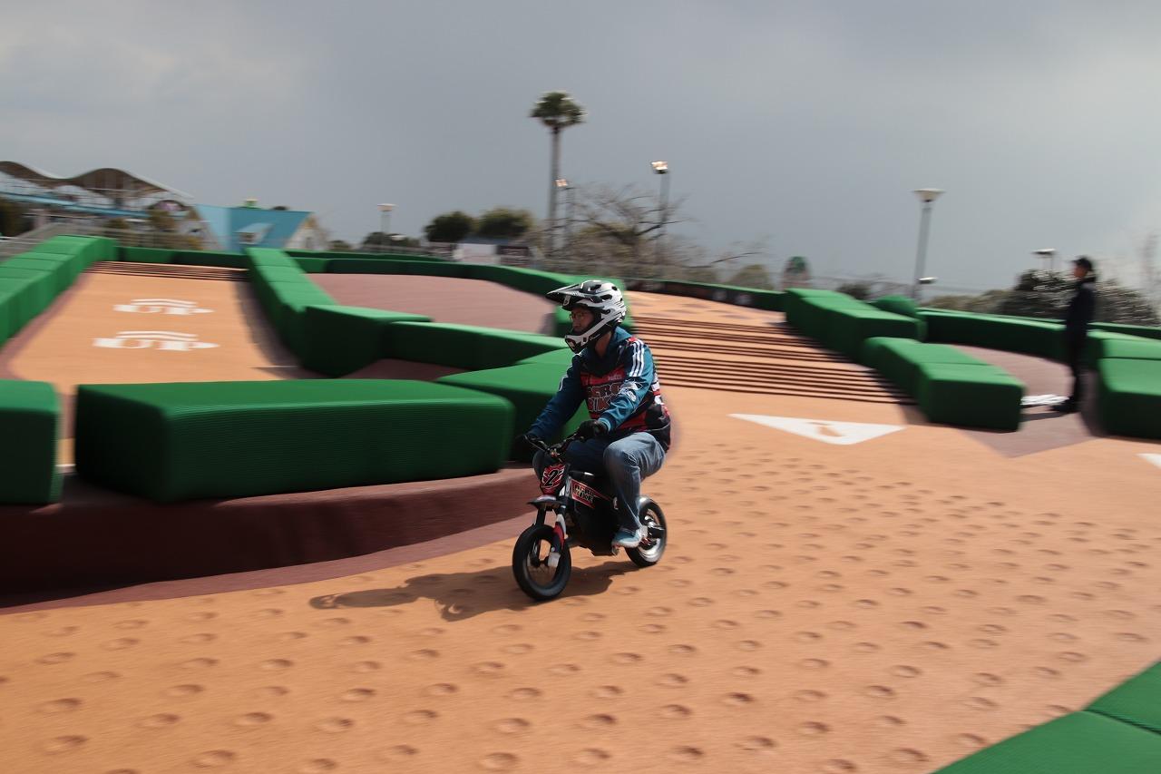 「鈴鹿サーキットに立体オフロードコース!? 親子で楽しめる4つのバイクアトラクションがオープン」の20枚目の画像