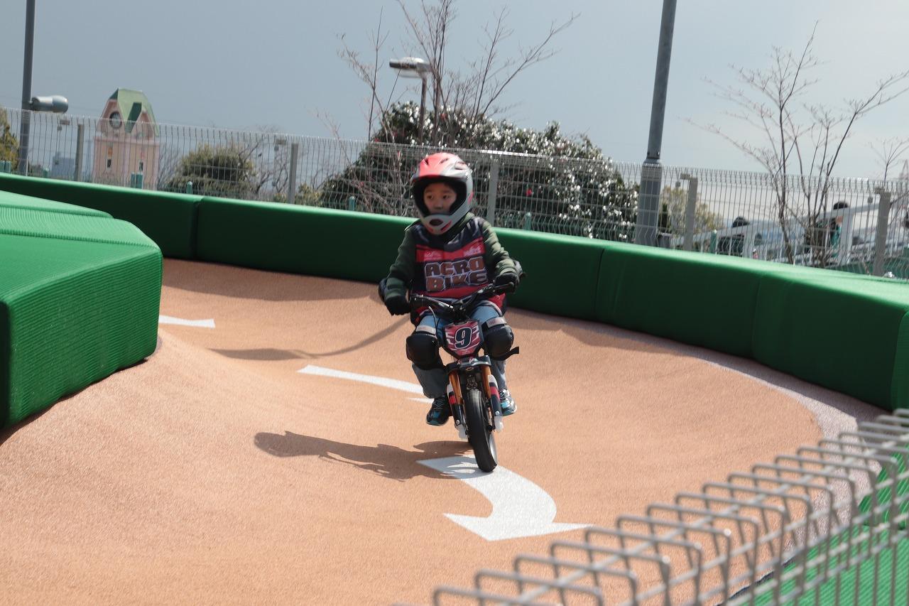「鈴鹿サーキットに立体オフロードコース!? 親子で楽しめる4つのバイクアトラクションがオープン」の21枚目の画像