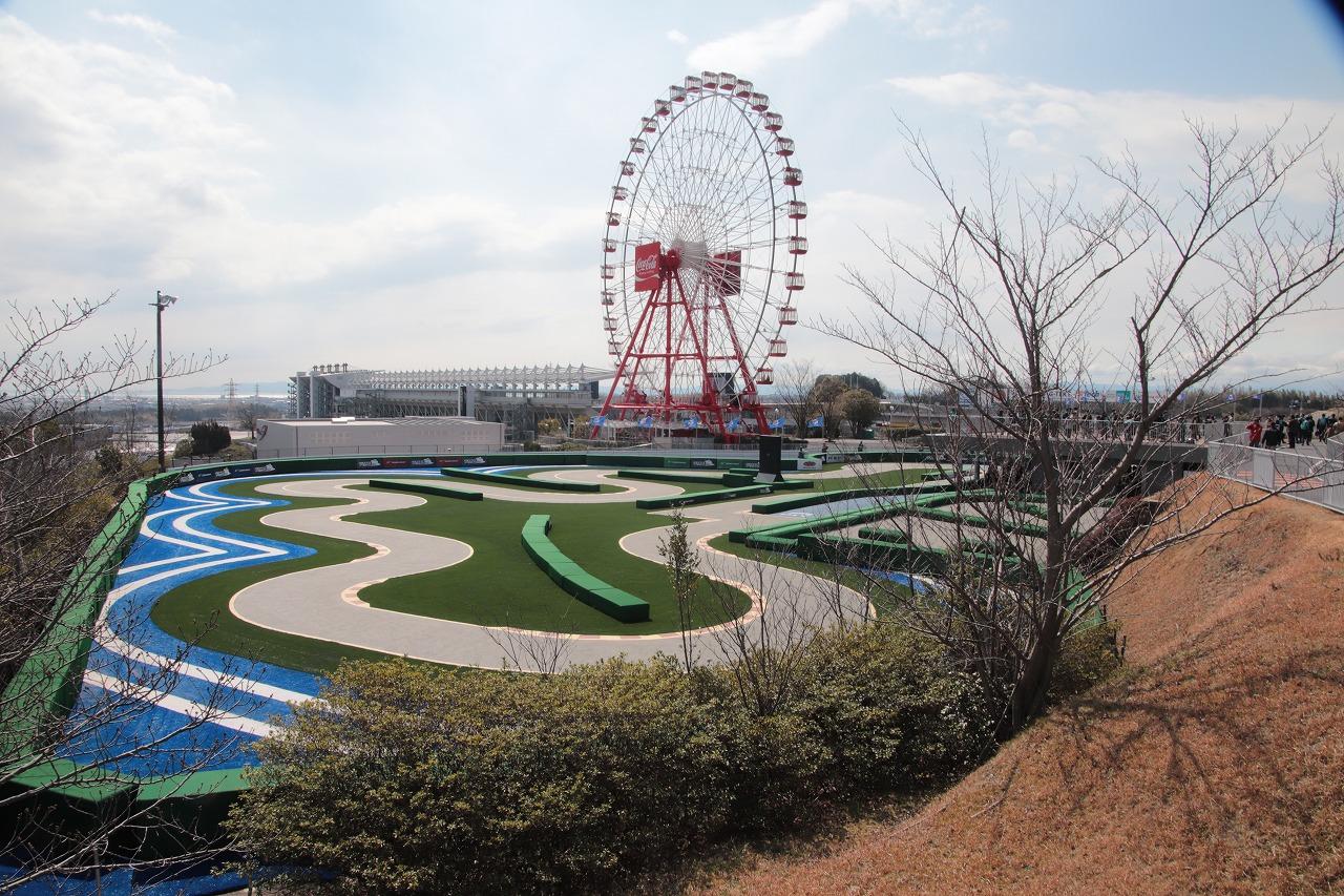 「鈴鹿サーキットに立体オフロードコース!? 親子で楽しめる4つのバイクアトラクションがオープン」の28枚目の画像