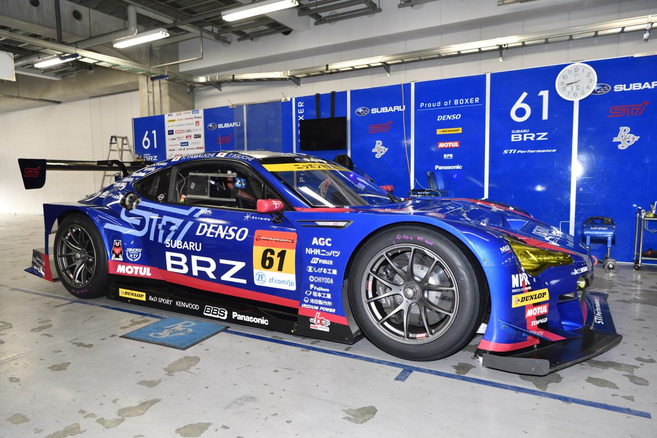 「STIが今年のレースマシンを公開。WRXもBRZも熟成された完成度が魅力!」の13枚目の画像