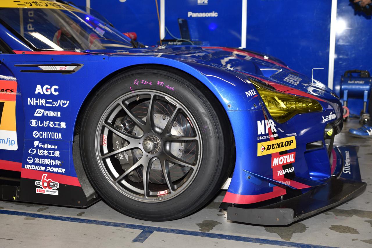 「STIが今年のレースマシンを公開。WRXもBRZも熟成された完成度が魅力!」の14枚目の画像