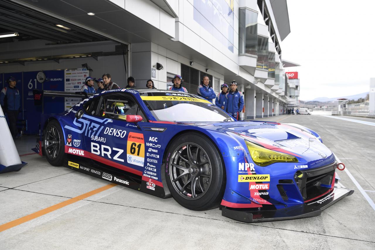 「STIが今年のレースマシンを公開。WRXもBRZも熟成された完成度が魅力!」の15枚目の画像