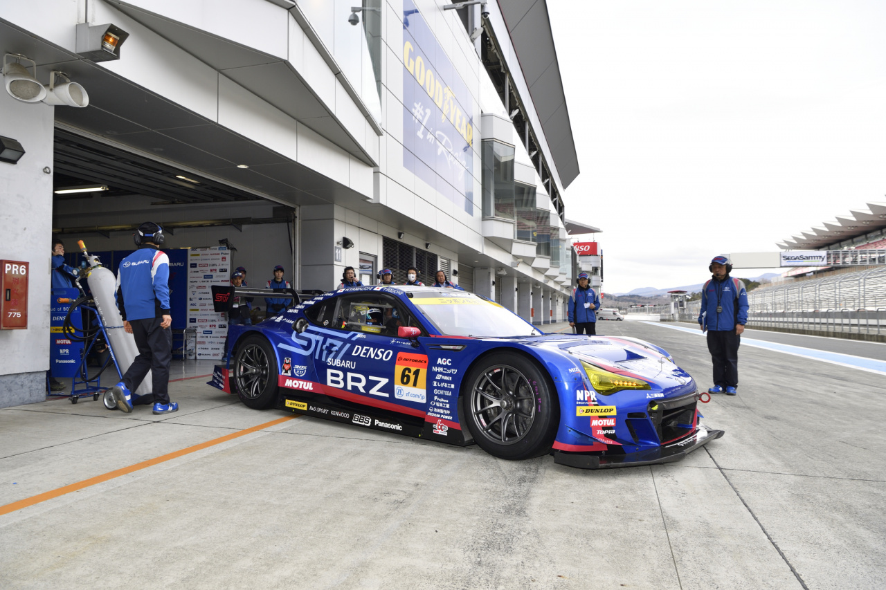 「STIが今年のレースマシンを公開。WRXもBRZも熟成された完成度が魅力!」の16枚目の画像