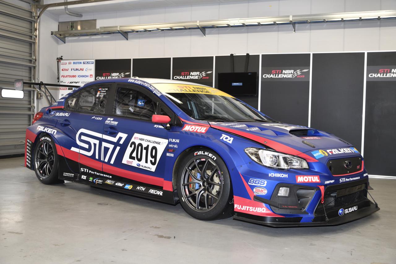 「STIが今年のレースマシンを公開。WRXもBRZも熟成された完成度が魅力!」の18枚目の画像