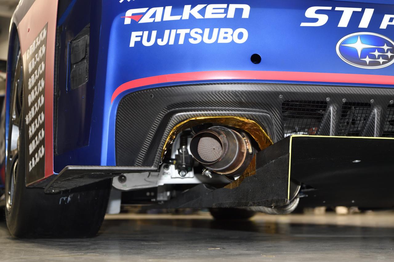 「STIが今年のレースマシンを公開。WRXもBRZも熟成された完成度が魅力!」の20枚目の画像