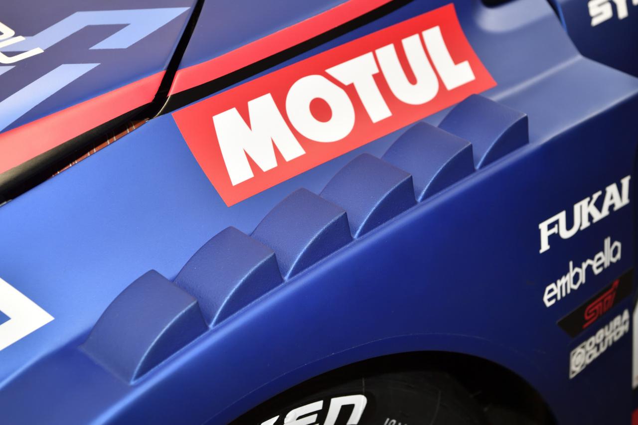 「STIが今年のレースマシンを公開。WRXもBRZも熟成された完成度が魅力!」の22枚目の画像