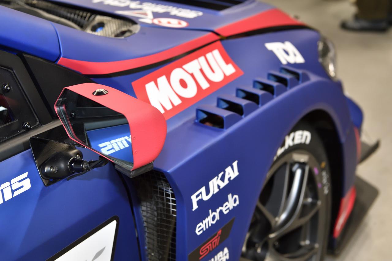 「STIが今年のレースマシンを公開。WRXもBRZも熟成された完成度が魅力!」の24枚目の画像