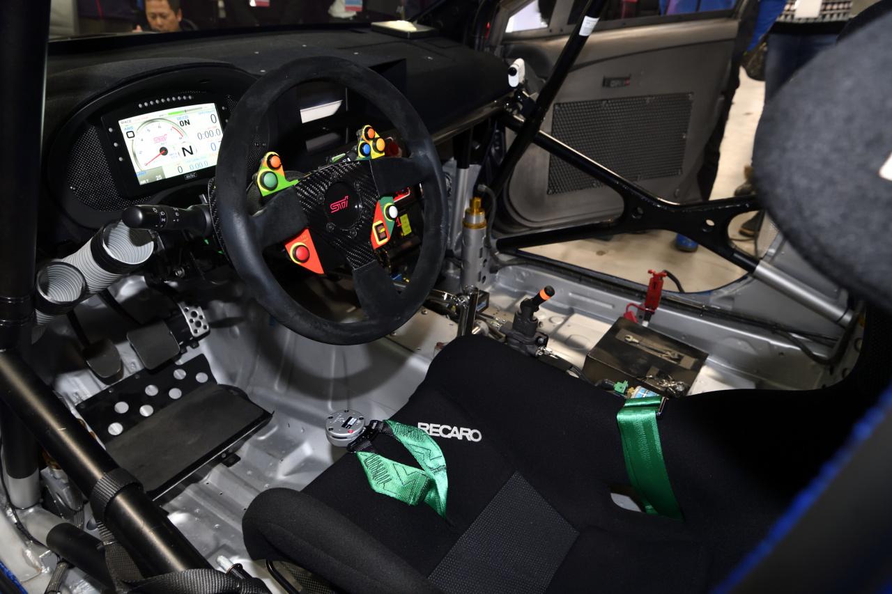 「STIが今年のレースマシンを公開。WRXもBRZも熟成された完成度が魅力!」の4枚目の画像