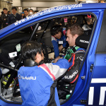 STIの今シーズンのレース体制を関係者が語る。「開発は順調、手応えは十分!」 - _NY41692