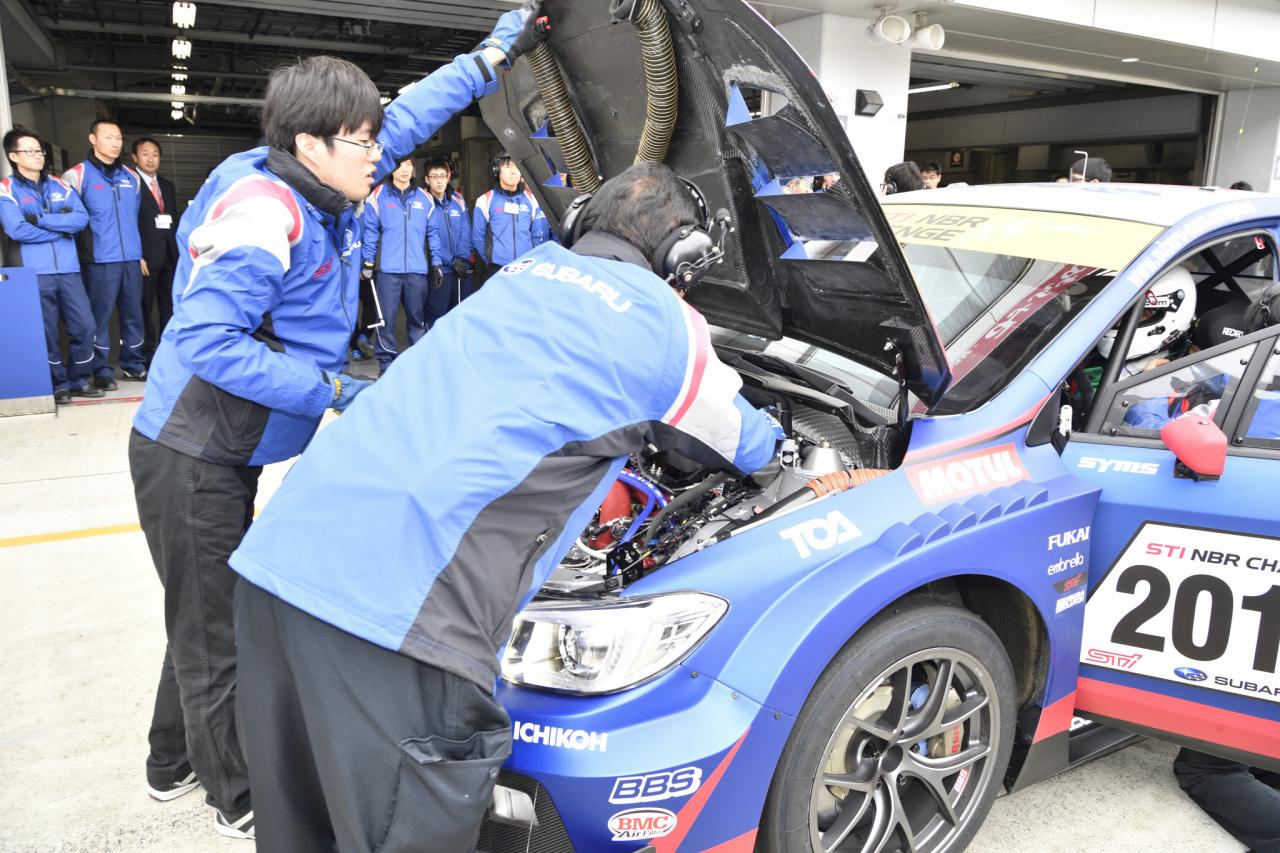 「STIが今年のレースマシンを公開。WRXもBRZも熟成された完成度が魅力!」の5枚目の画像