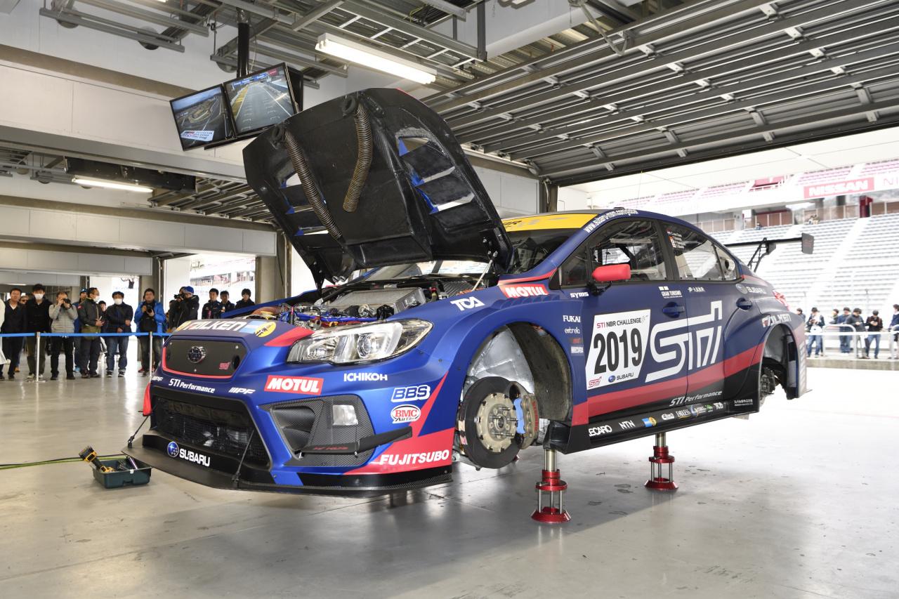 「STIが今年のレースマシンを公開。WRXもBRZも熟成された完成度が魅力!」の8枚目の画像