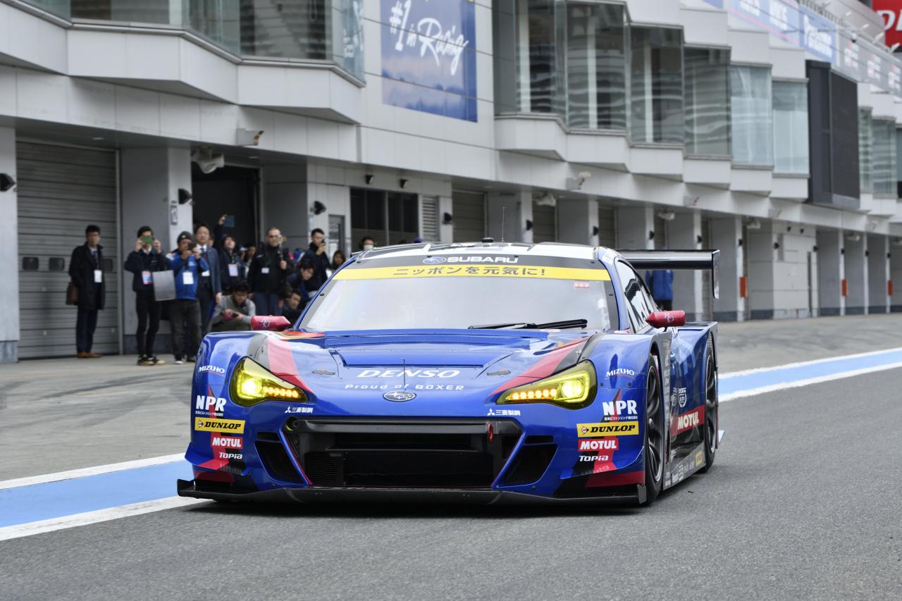 「STIが今年のレースマシンを公開。WRXもBRZも熟成された完成度が魅力!」の9枚目の画像