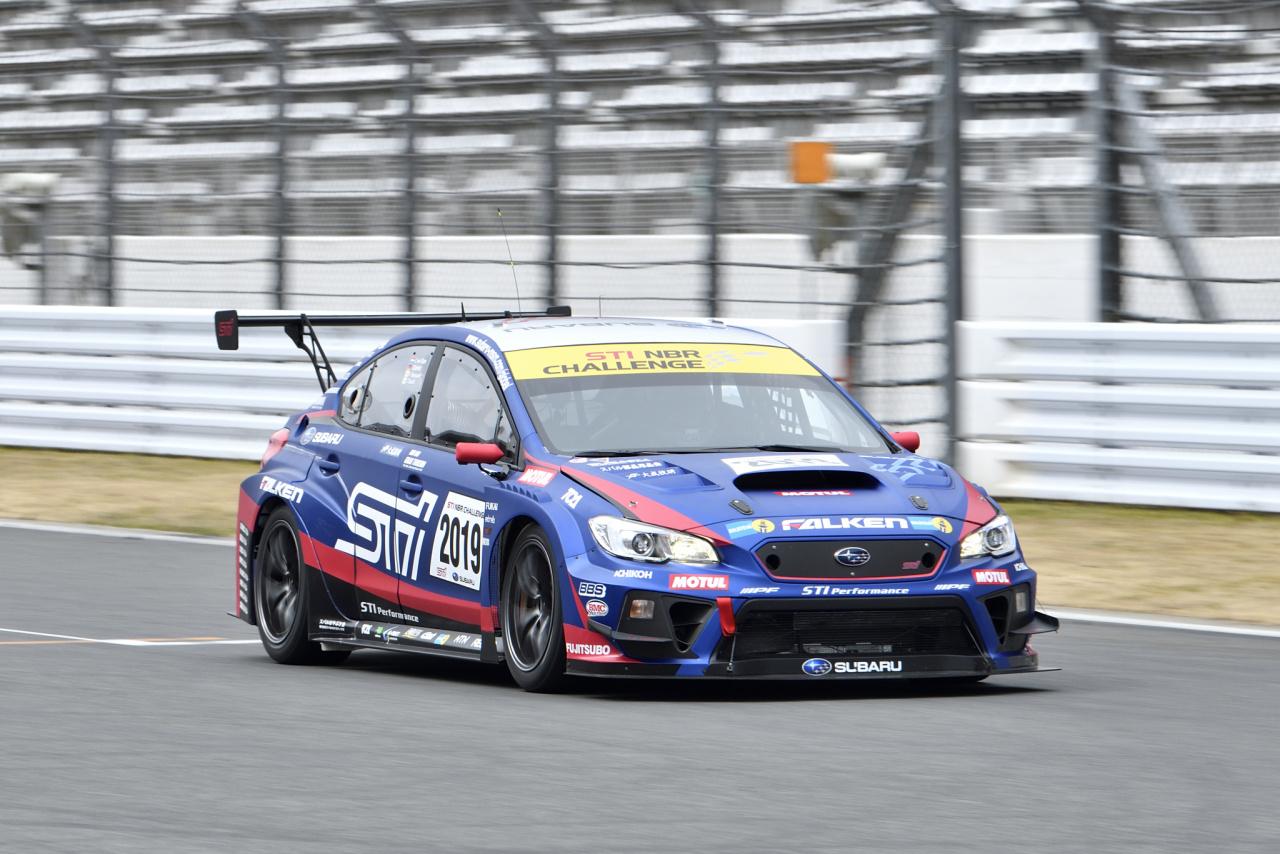 「STIが今年のレースマシンを公開。WRXもBRZも熟成された完成度が魅力!」の10枚目の画像