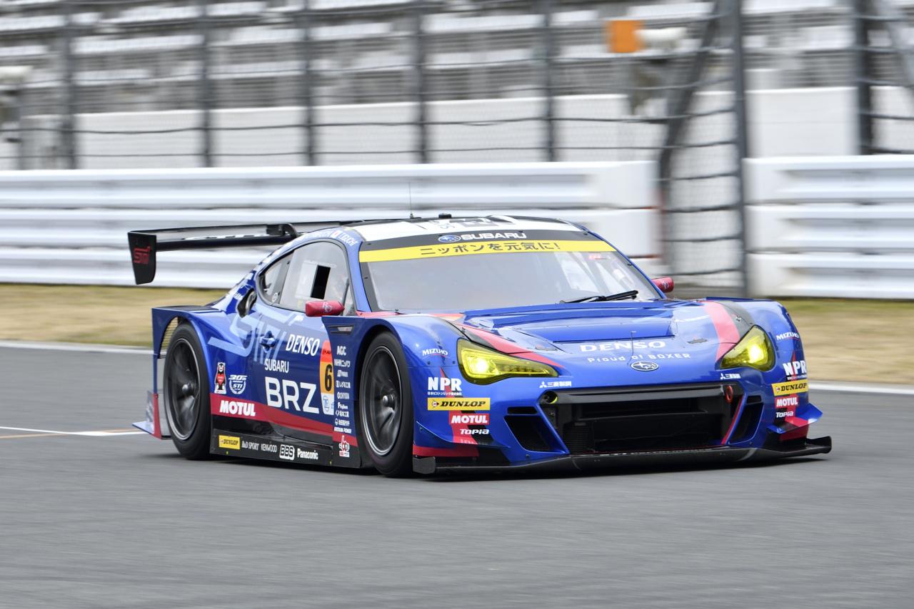 「STIが今年のレースマシンを公開。WRXもBRZも熟成された完成度が魅力!」の11枚目の画像
