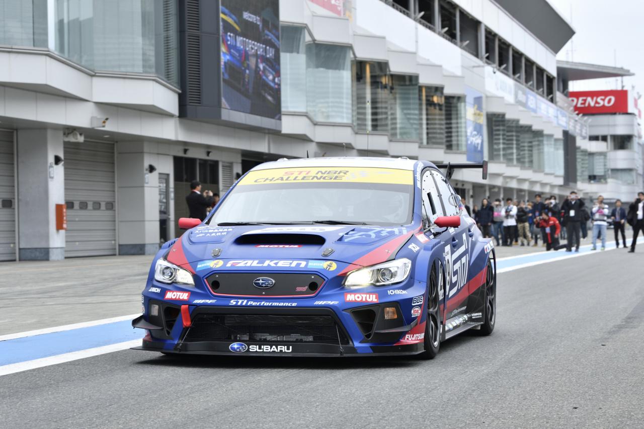 「STIが今年のレースマシンを公開。WRXもBRZも熟成された完成度が魅力!」の12枚目の画像