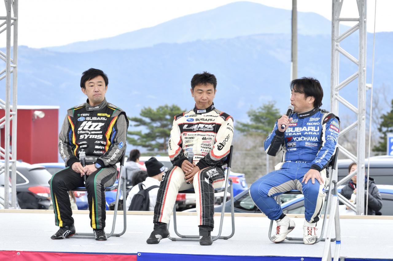 「STIが2019年のレース体制を発表。盤石の体制で勝利を目指す!」の19枚目の画像