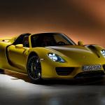 「ポルシェ・918スパイダーの後継モデルが開発中!? 2025年にフルEVモデルで登場か?」の4枚目の画像ギャラリーへのリンク