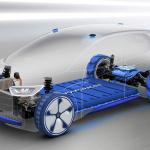 独・フォルクスワーゲンが2030年に約4割をEV化する方針を表明 - Volkswagen Showcar I.D. I.D. ? die Revolution. Der erste Volkswagen auf der vlig neuen Elektrofahrzeug-Plattform. Der erste Volkswagen, der f・ das automatisierte Fahren vorbereitet ist.