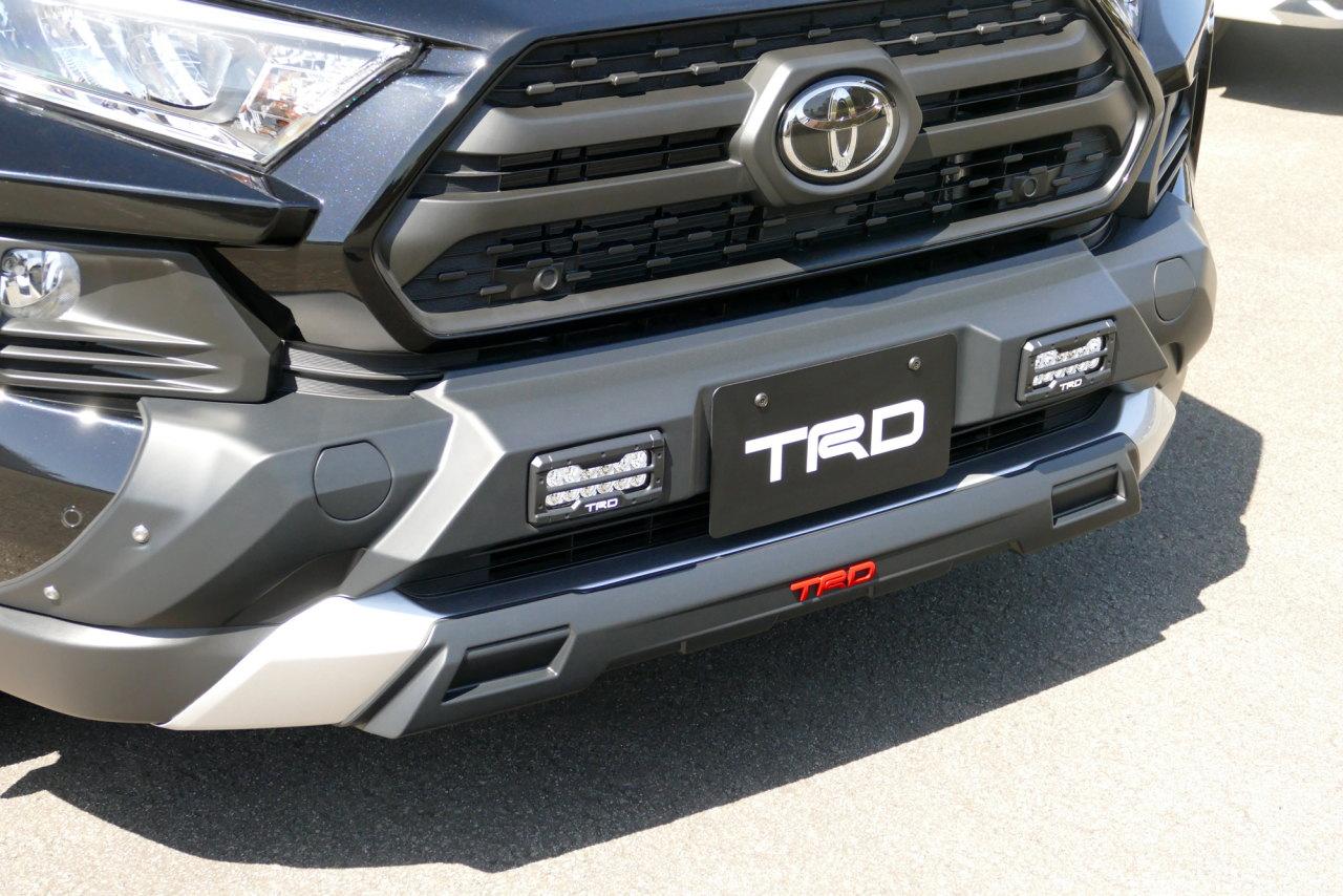 「TRDが仕立てた新型RAV4「Adventure」用パーツはタフな印象を強調する「フィールド・モンスター」」の38枚目の画像