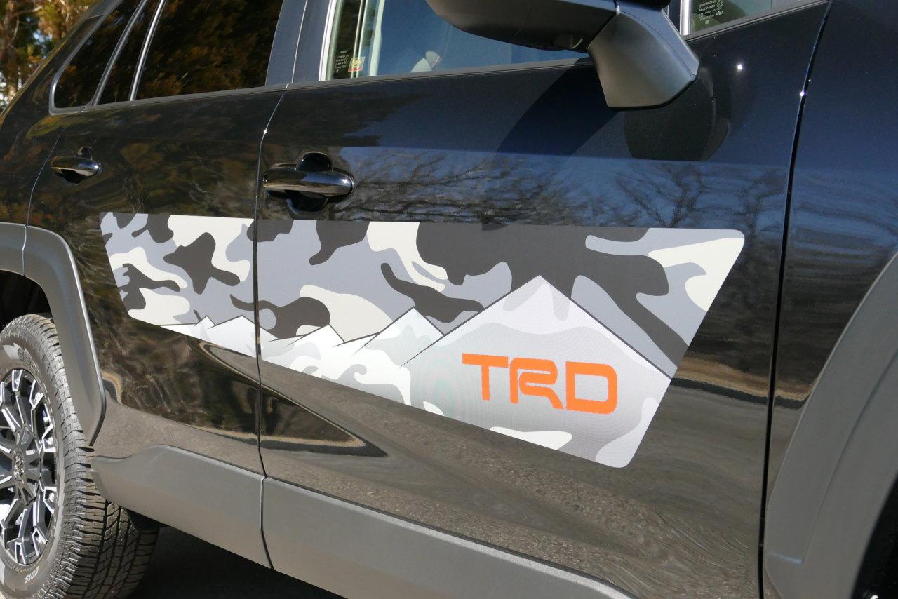 「TRDが仕立てた新型RAV4「Adventure」用パーツはタフな印象を強調する「フィールド・モンスター」」の41枚目の画像