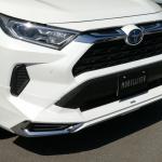 【新車】モデリスタから新型RAV4をスタイリッシュに引き立てるエアロパーツ、アルミホイールなどが登場 - 20190405_RAV4_094