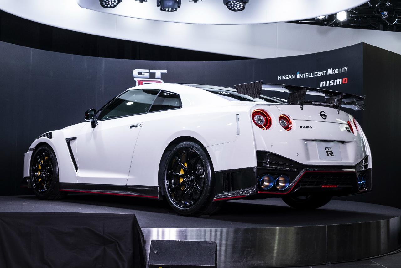「世界最大級のカーボンセラミックブレーキ採用! 最強GT-Rがさらに進化【日産GT-R NISMO・2020年モデル】」の2枚目の画像