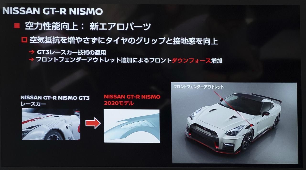 「世界最大級のカーボンセラミックブレーキ採用! 最強GT-Rがさらに進化【日産GT-R NISMO・2020年モデル】」の14枚目の画像