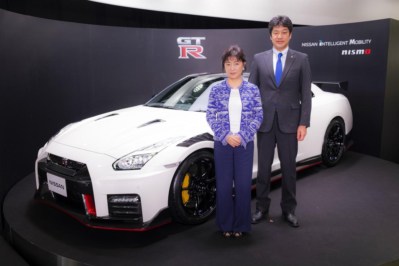 「世界最大級のカーボンセラミックブレーキ採用! 最強GT-Rがさらに進化【日産GT-R NISMO・2020年モデル】」の15枚目の画像