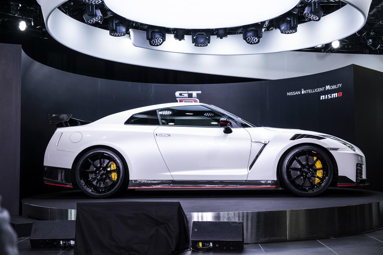 「世界最大級のカーボンセラミックブレーキ採用! 最強GT-Rがさらに進化【日産GT-R NISMO・2020年モデル】」の3枚目の画像