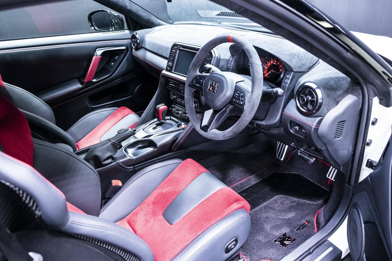 「世界最大級のカーボンセラミックブレーキ採用! 最強GT-Rがさらに進化【日産GT-R NISMO・2020年モデル】」の24枚目の画像