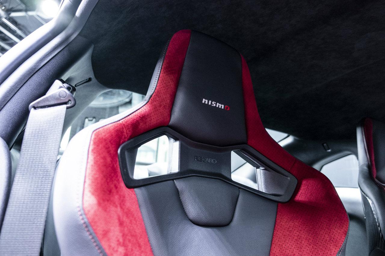 「世界最大級のカーボンセラミックブレーキ採用! 最強GT-Rがさらに進化【日産GT-R NISMO・2020年モデル】」の29枚目の画像