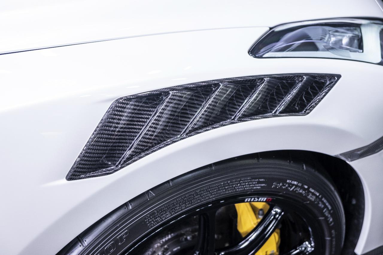 「世界最大級のカーボンセラミックブレーキ採用! 最強GT-Rがさらに進化【日産GT-R NISMO・2020年モデル】」の30枚目の画像