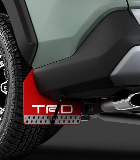 「TRDが仕立てた新型RAV4「Adventure」用パーツはタフな印象を強調する「フィールド・モンスター」」の19枚目の画像