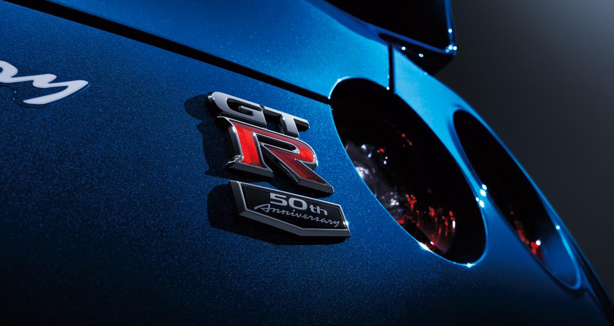 「日産・GT-Rが生誕50周年を記念した「NISSAN GT-R 50th Anniversary」が発表【新車】」の11枚目の画像