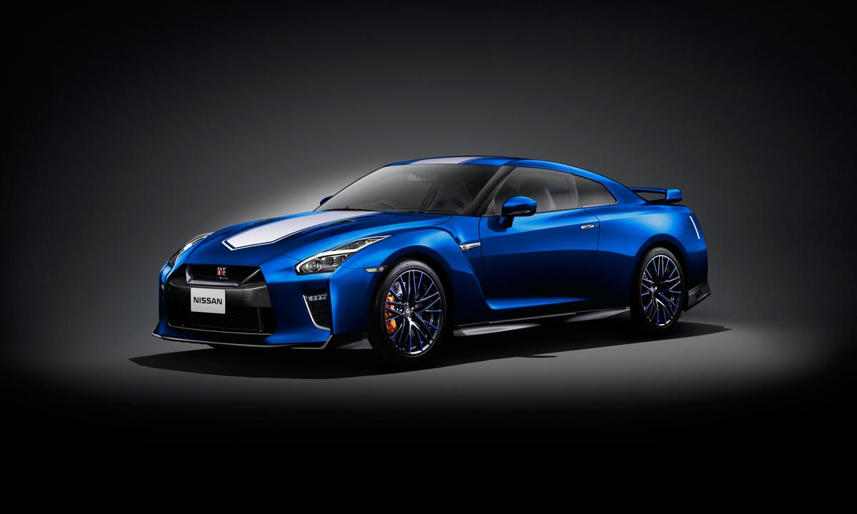 「日産・GT-Rが生誕50周年を記念した「NISSAN GT-R 50th Anniversary」が発表【新車】」の13枚目の画像