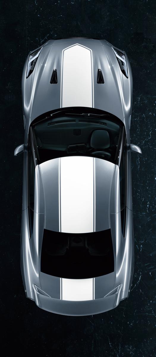 「日産・GT-Rが生誕50周年を記念した「NISSAN GT-R 50th Anniversary」が発表【新車】」の1枚目の画像
