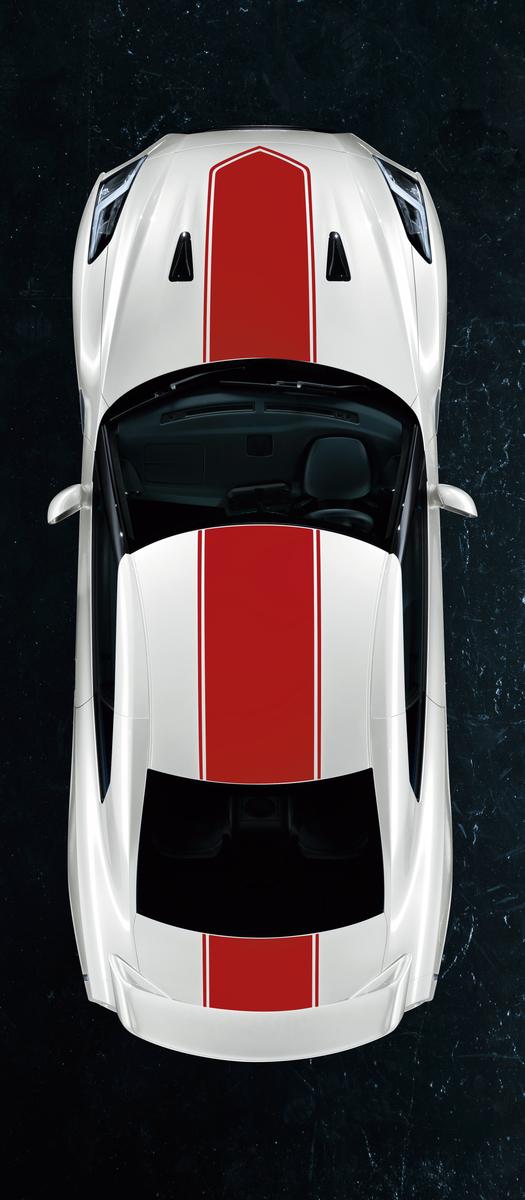 「日産・GT-Rが生誕50周年を記念した「NISSAN GT-R 50th Anniversary」が発表【新車】」の2枚目の画像
