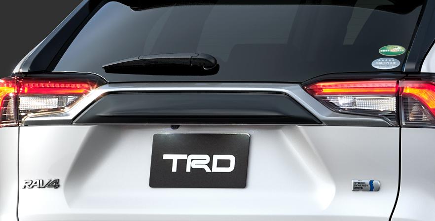 「TRDが仕立てた新型RAV4「Adventure」用パーツはタフな印象を強調する「フィールド・モンスター」」の3枚目の画像