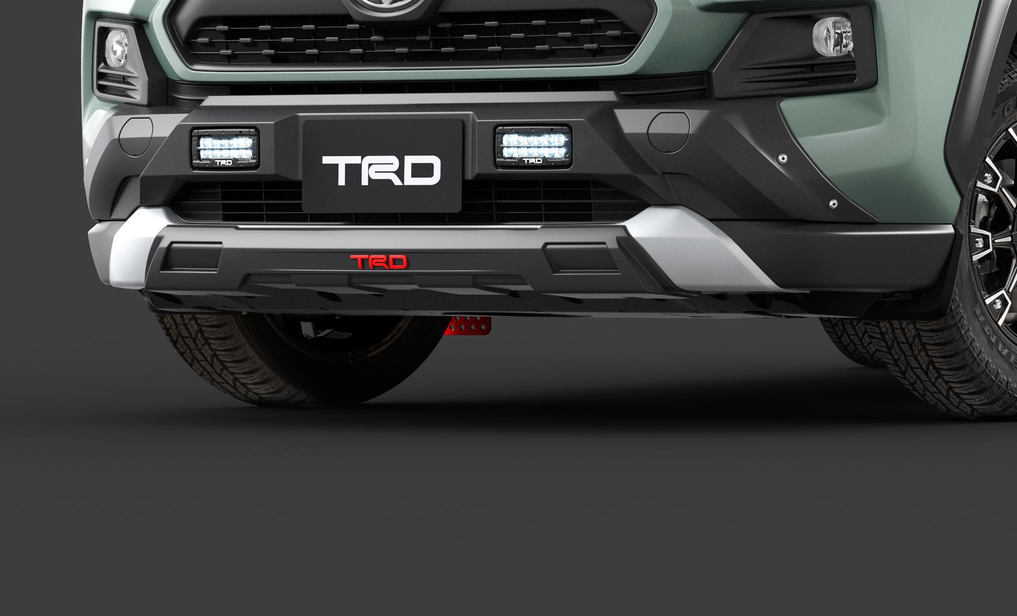 「TRDが仕立てた新型RAV4「Adventure」用パーツはタフな印象を強調する「フィールド・モンスター」」の8枚目の画像