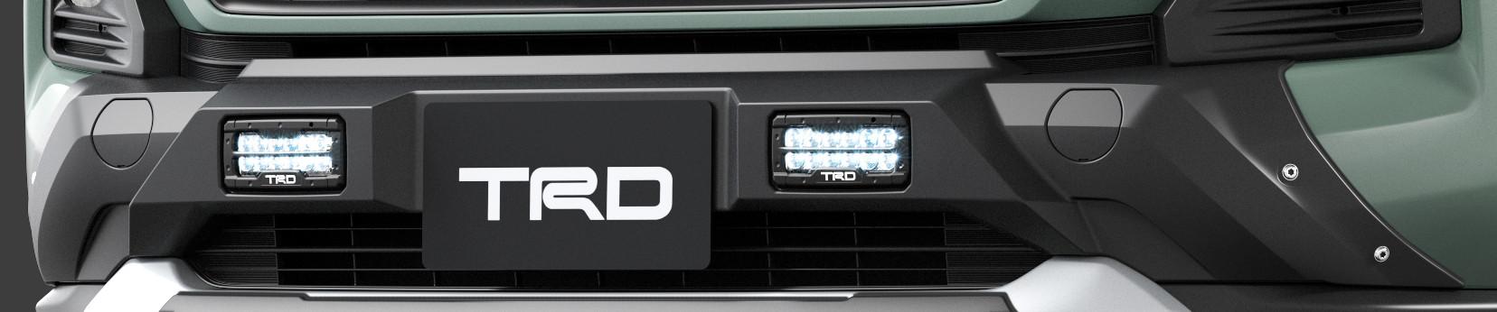 「TRDが仕立てた新型RAV4「Adventure」用パーツはタフな印象を強調する「フィールド・モンスター」」の10枚目の画像
