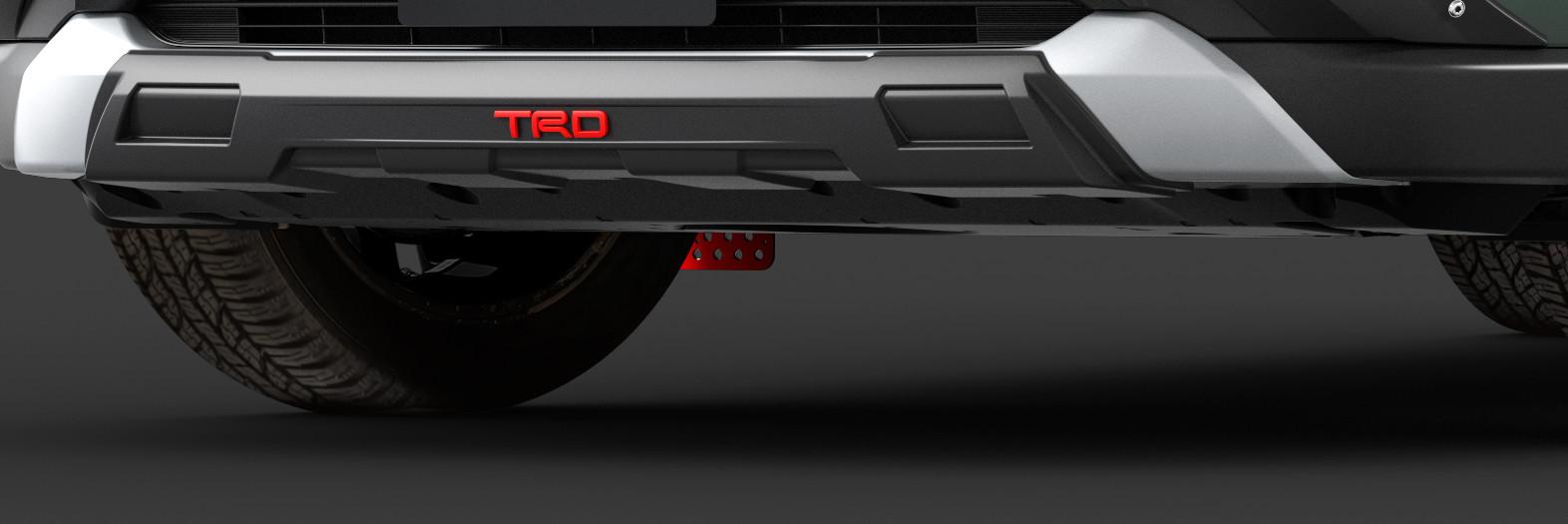 「TRDが仕立てた新型RAV4「Adventure」用パーツはタフな印象を強調する「フィールド・モンスター」」の11枚目の画像