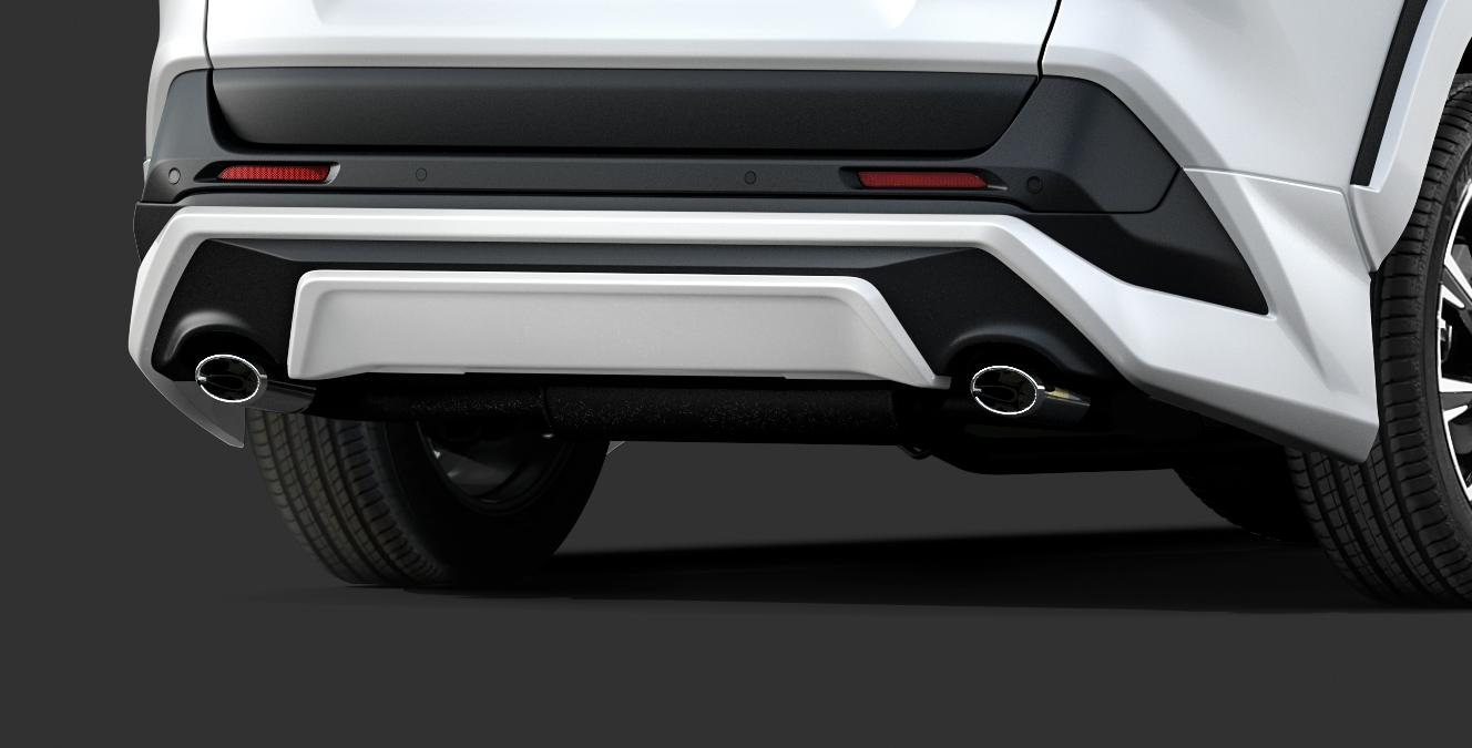 「TRDが仕立てた新型RAV4「Adventure」用パーツはタフな印象を強調する「フィールド・モンスター」」の18枚目の画像